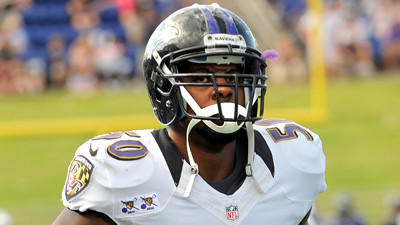 Ravens LB Albert McClellan had offseason shoulder surgery