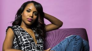 'Scandal's Kerry Washington talks 'Dad?'-gate, real-life politics