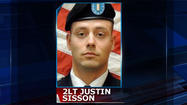 An Overland Park native is killed in the war in Afghanistan. The Department of Defense says 2nd Lt. Justin Lee Sisson, formerly of Overland Park, and another soldier were killed Monday after their unit was struck by an Improvised Explosive Device in Tsamkani, Afghanistan.
