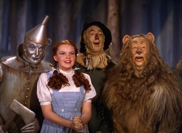 """The Wizard of Oz"" will hit theaters in September in 3D for the 75th anniversary."
