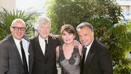 The Crowd: A black-tie honor for 'Blue Velvet' auteur