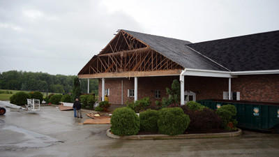 Renovations have begun at the Allegany College of Maryland Somerset Campus.