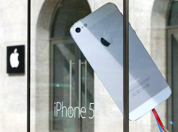 Apple will reportedly launch an iPhone trade-in program this month.