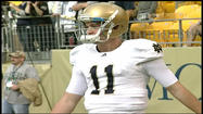 Rees will start at QB for Notre Dame
