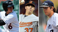 With the 2013 first-year player draft beginning tonight in Secaucus, N.J., it's worth taking a peek back at where some of the Orioles' notable picks from last season ended up — from the majors to the minors and some who opted to attend college.