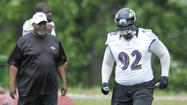 Ravens 2013 voluntary workouts [Pictures]