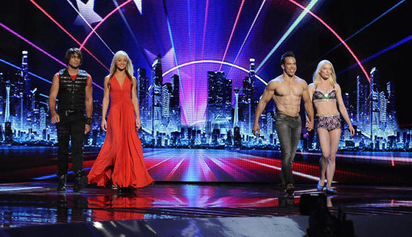 'America's Got Talent' quarterfinals