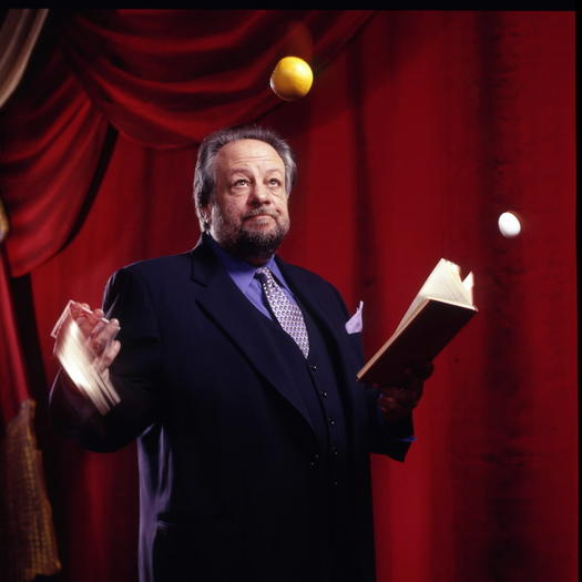 'Deceptive Practice: The Mysteries and Mentors of Ricky Jay' -- 3 stars