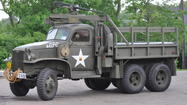 The First Division Museum at Cantigny Park has welcomed a new addition to its historic vehicle fleet, a 2.5-ton GMC CCKW truck.