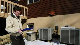 Get a rebate for fixing, replacing your air conditioner