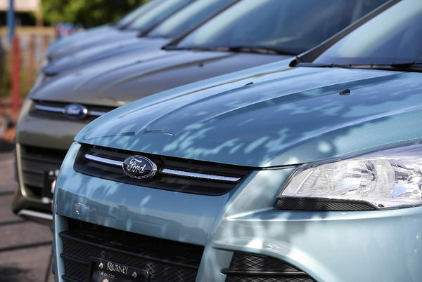 Did a Ford's recall affect gas mileage on the Ford Escape?