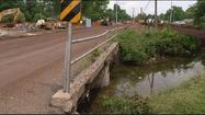 SPRINGFIELD, Mo. -- An area of Springfield well known for flooding is on the road to repair.  Folks along Fassnight Creek should soon notice a difference.