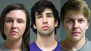 <b><big>No. 4: Drug court judge's daughter among 10 arrested on pot charges in Wilmette</big></b>