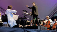 Photo Gallery: Pasadena POPS 2013 Summer Concert Series with Michael Feinstein
