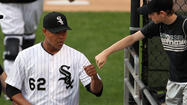 Jose Quintana got the start Thursday night for the Sox. (Scott Strazzante/Tribune photo)