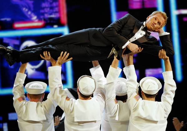 Neil Patrick Harris performs during the 65th Tony Awards in 2011.