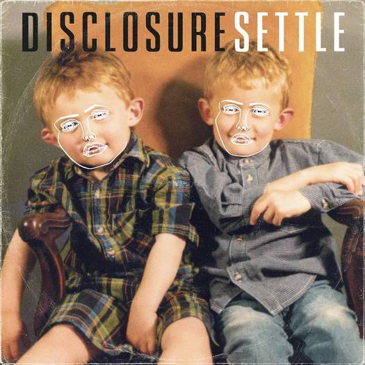 "The English dance duo Disclosure's new album is ""Settle"""