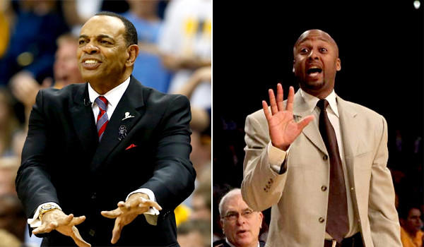 The Clippers have spoken with Memphis Grizzlies Coach Lionel Hollins, left, and are looking to set up a formal interview with Indiana Pacers associate head coach Brian Shaw, right, next week.