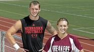During a nine-month stretch when Laguna Beach High athletics attained unparalleled success in different avenues of competition, Haley Putnam and Drake Martinez have been selected to carry the banner for the 2012-13 school year.