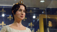 Elizabeth Bonaparte exhibition [Pictures]