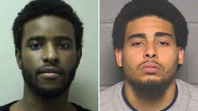 "Carlton ""CJ"" Bryan, 21, and Matthew Allen Hall-Davis, 24, have been charged in the fatal shooting of an East Hartford woman on April 29."