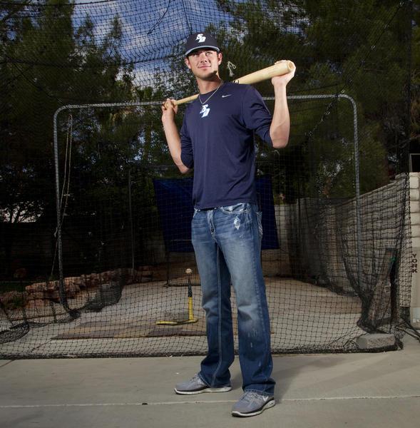 San Diego's Kris Bryant. NELVIN C. CEPEDA/San Diego Union Tribune photo)