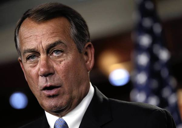 John A. Boehner, the House speaker, has tried to soften sentiment in Republican ranks against bipartisan efforts on an immigration overhaul, but Thursday's vote does not seem to bode well for such proposals.