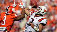 Virginia Tech and Clemson will play only twice every 12 years in expanded ACC.