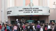 Photo Gallery: Early College High School Graduation