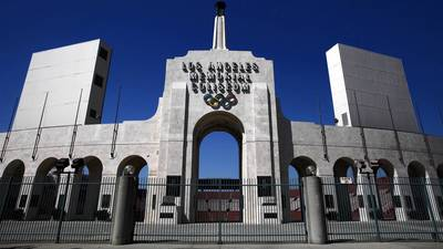 Coliseum negotiations kept confidential, stadium official says