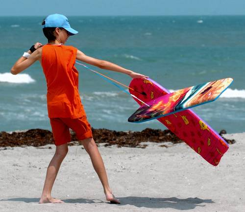 Lori Wilson Park in Cocoa Beach is a good spot to enjoy beach and breeze.