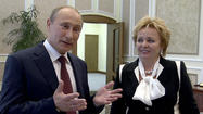 Putin divorce announcement spurs debate, quips in Moscow
