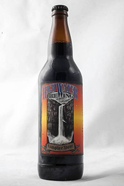 High Water Brewing's Campfire Stout