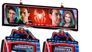 The next motion-chair slot machine, the Amazing Spider-Man, is hitting South Florida casinos, including at Mardi Gras Casino in Hallandale Beach and Seminole Coconut Creek Casino.