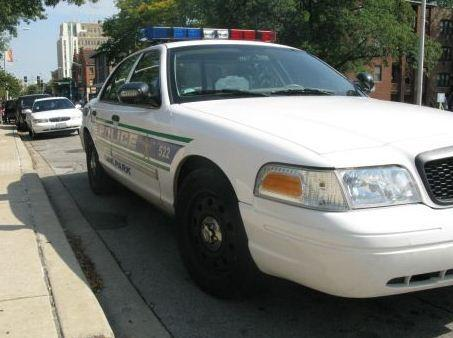 Crime has dropped slightly in Oak Park, according to police.
