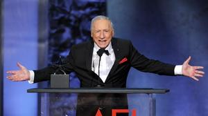 King of comedy Mel Brooks honored with AFI Life Achievement Award