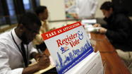 Chicagoans soon may add registering to vote to the ever-growing list of tasks that can be done online.