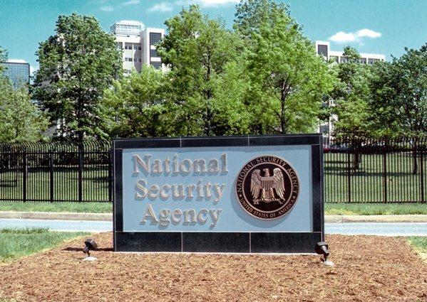 The National Security Agency's headquarters in Ft. Meade, Md.