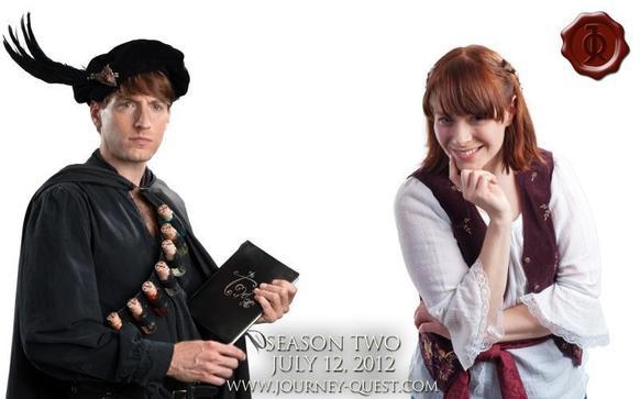 Silver Tom (Fran Kranz) & Wren (Emilie Rommel Shimkus)