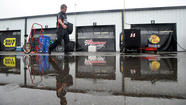 PICTURES: Friday at Pocono Raceway
