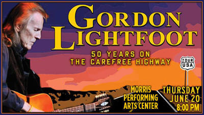 Gordon Lightfoot Giveaway