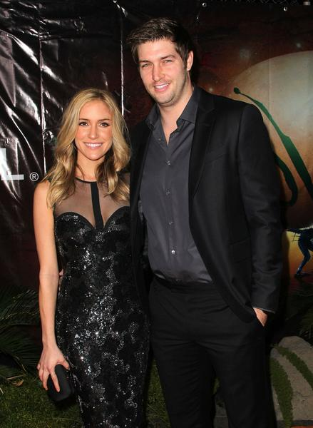 Kristin Cavallari and Jay Cutler.