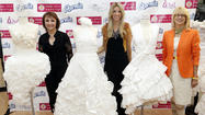 """Project Runway"" alum crowns Toilet Paper Wedding dress winner"