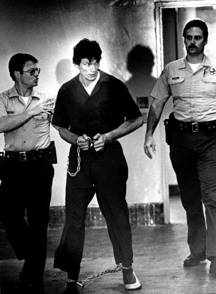 Richard Ramirez taken to the court