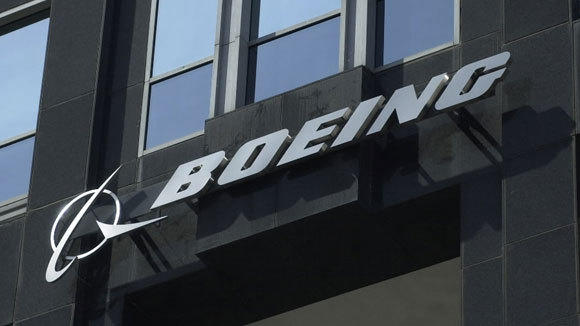 The Boeing headquarters in Chicago.