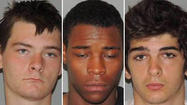 The three people charged in the slaying of 20-year-old Colin Nutter of Highland Park had arranged to buy marijuana from him, but one of the would-be buyers shot him in the back of the head while they sat in Nutter's car, Lake County State's Attorney Mike Nerheim said this morning.