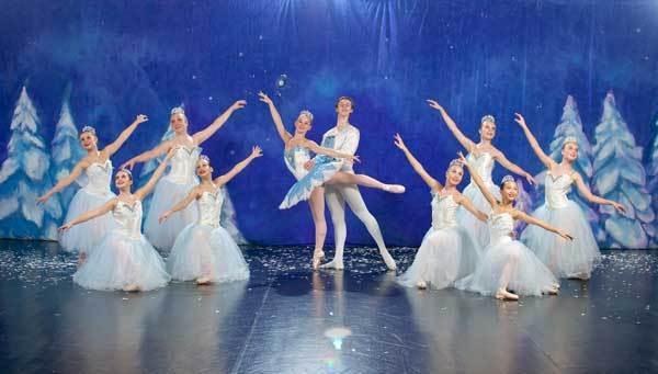 The Harford Ballet Companys performance of The Nutcracker.