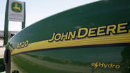 <strong>KWQC reports:</strong> John Deere has announced 65 layoffs at its plant in Dubuque, Iowa, the NBC Television affiliate there reported on Friday. The cuts at the facility that makes construction and forestry equipment are scheduled to take effect June 24.