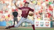 TALLAHASSEE — Luke Weaver had completely tuned out the 4,595 fans who packed Florida State's Dick Howser Stadium.