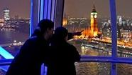 Daily Deal: Online discount for London Eye tickets, day or night